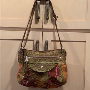 Fossil long live vintage purse crossbody